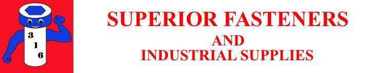 Superior Fasteners Logo